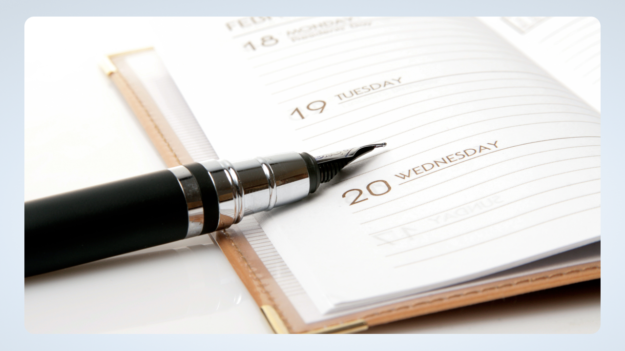 Set an agenda for your asset manager