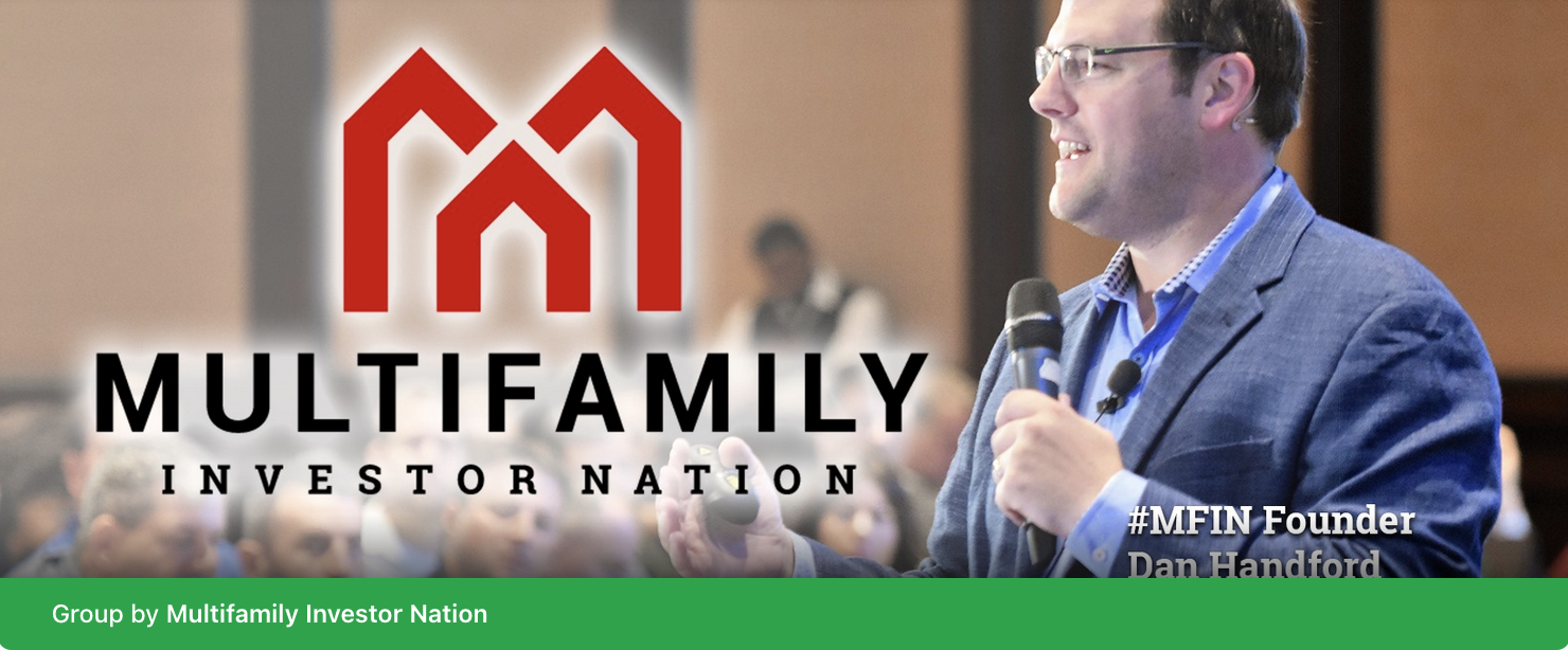 Multifamily investor nation Facebook group for real estate syndicators