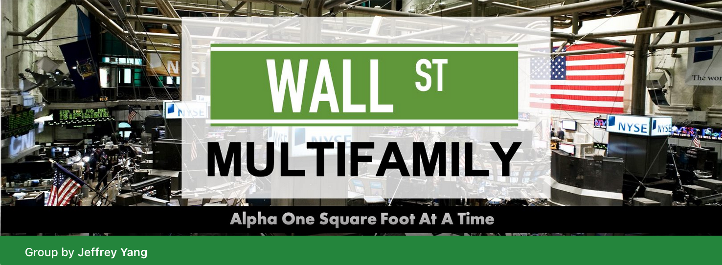 Wall St Multifamily Group