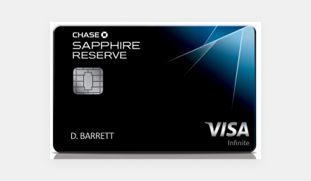 chase sapphire reserve for real estate syndicators