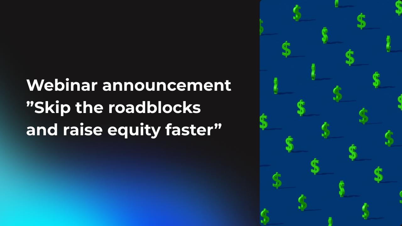 Webinar raise equity faster for real estate syndicators