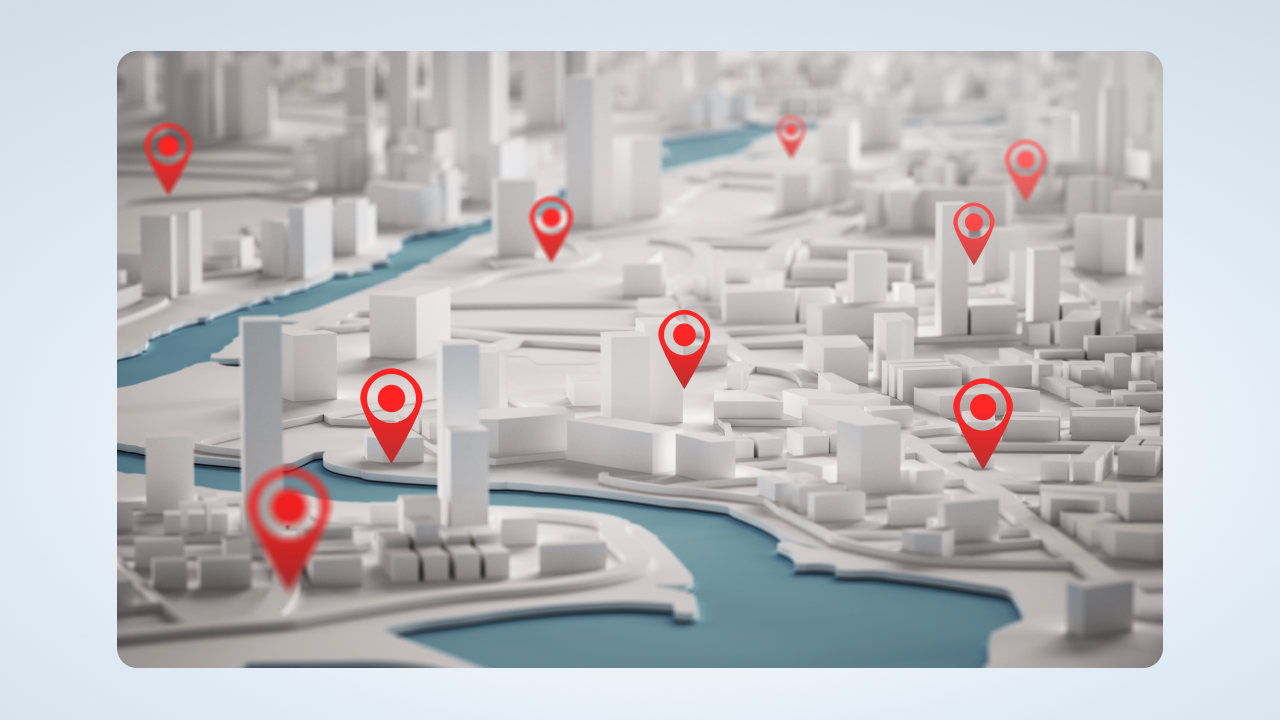 How to locate a multifamily property